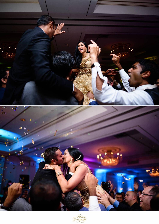 Fun wedding receptions photos!