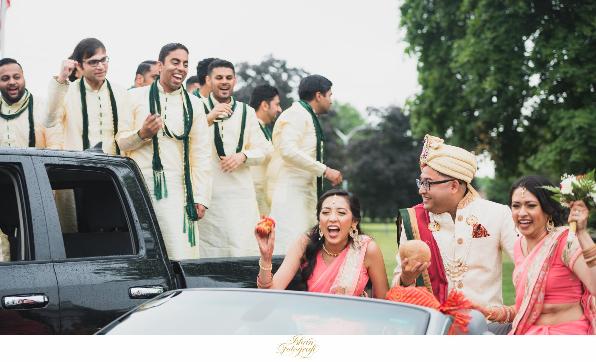wedding-baraat-forsgate-country-club