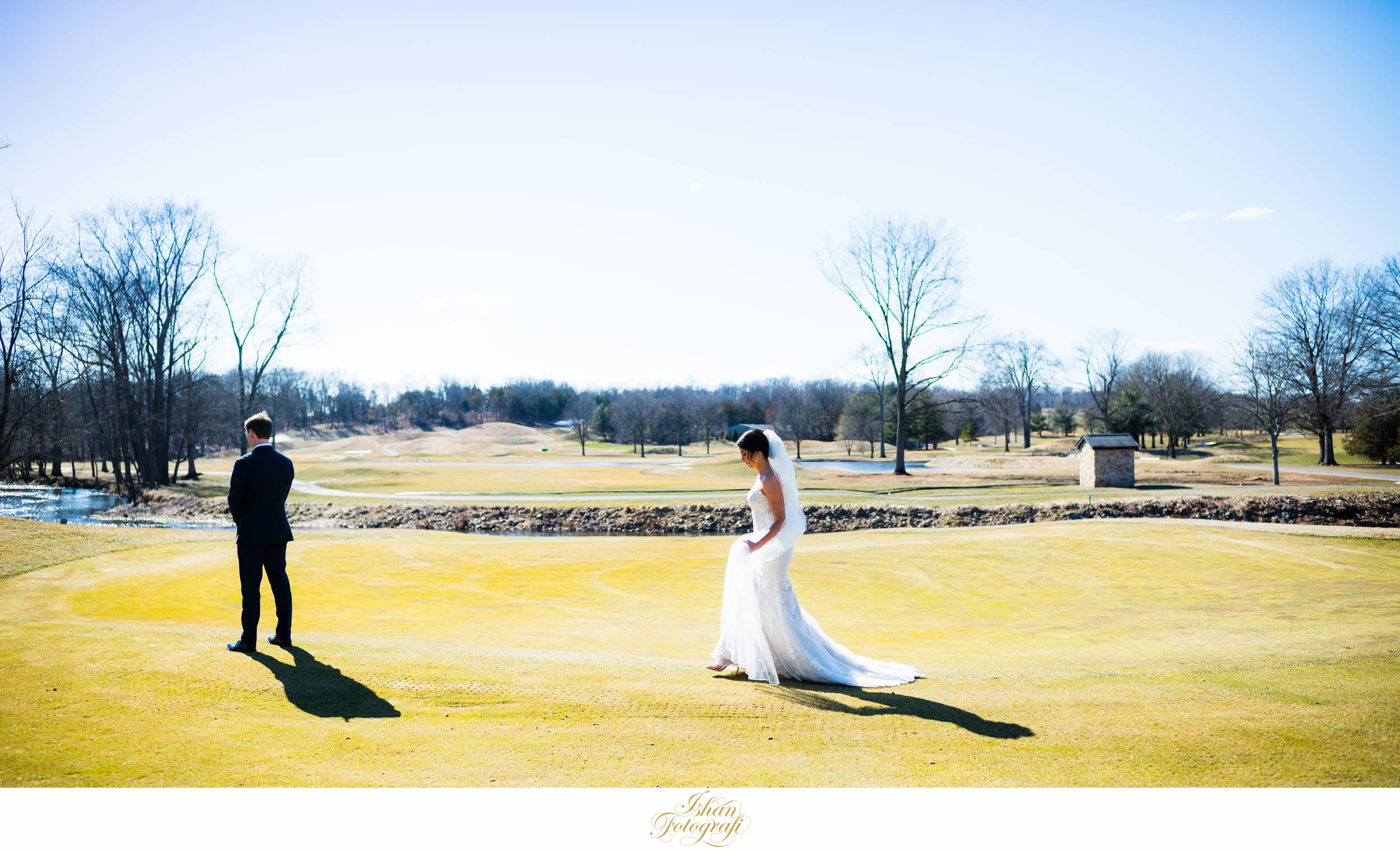 first-look-fiddlers-elbow-outdoor-wedding