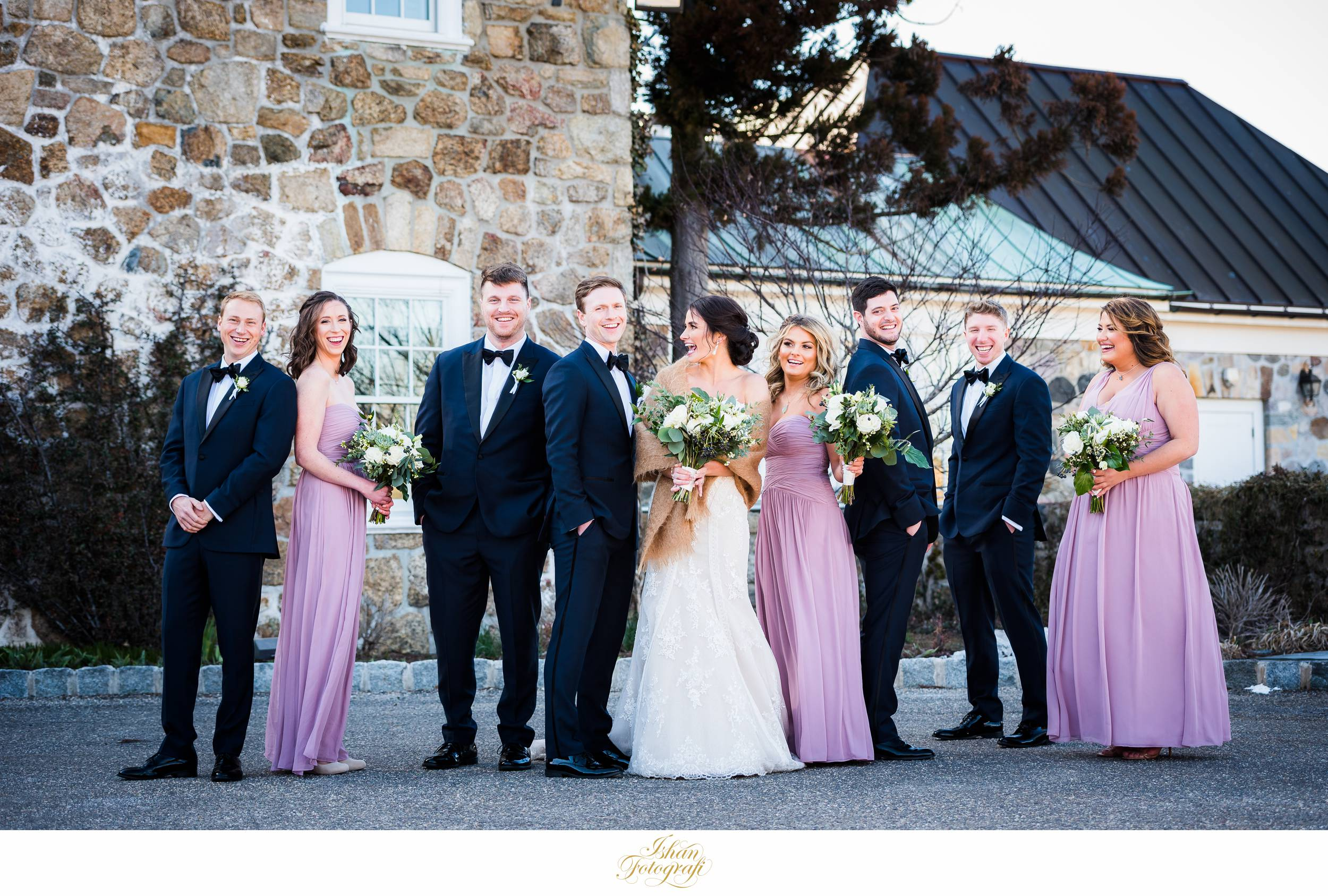 bridal-party-fiddler's-elbow-country-club