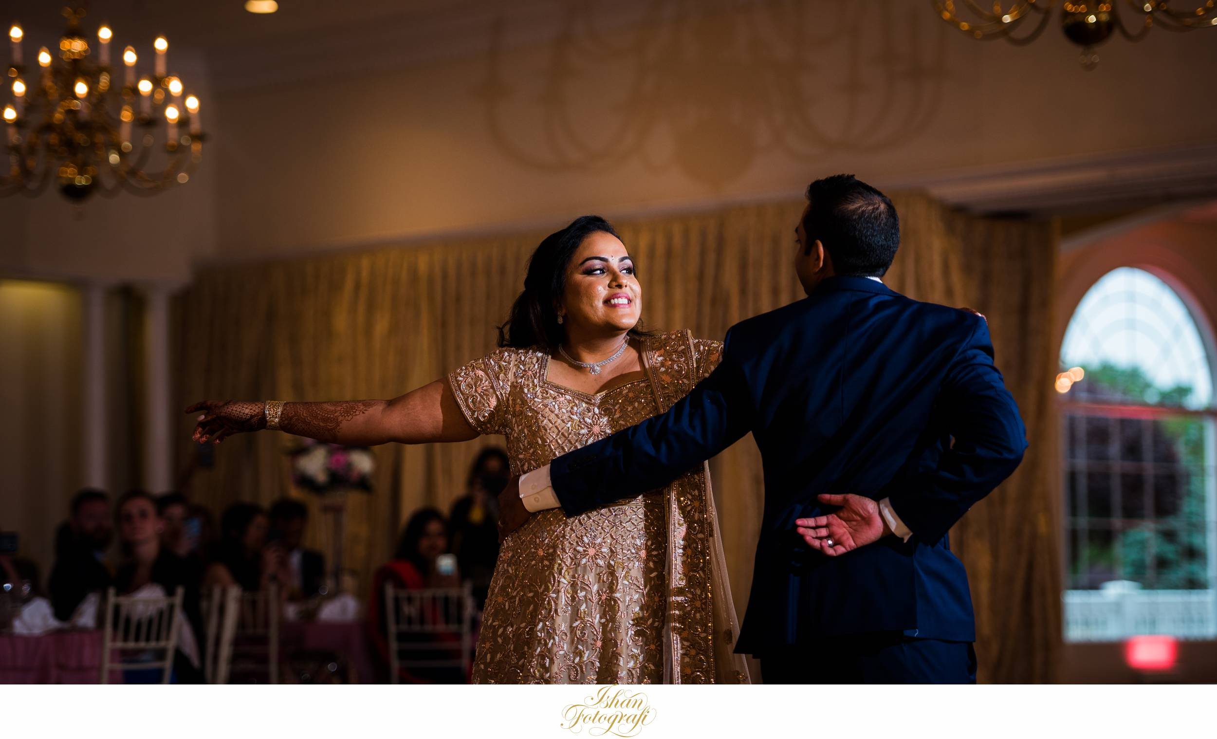 first-dance-wedding-reception-aqua-turf-club-ct