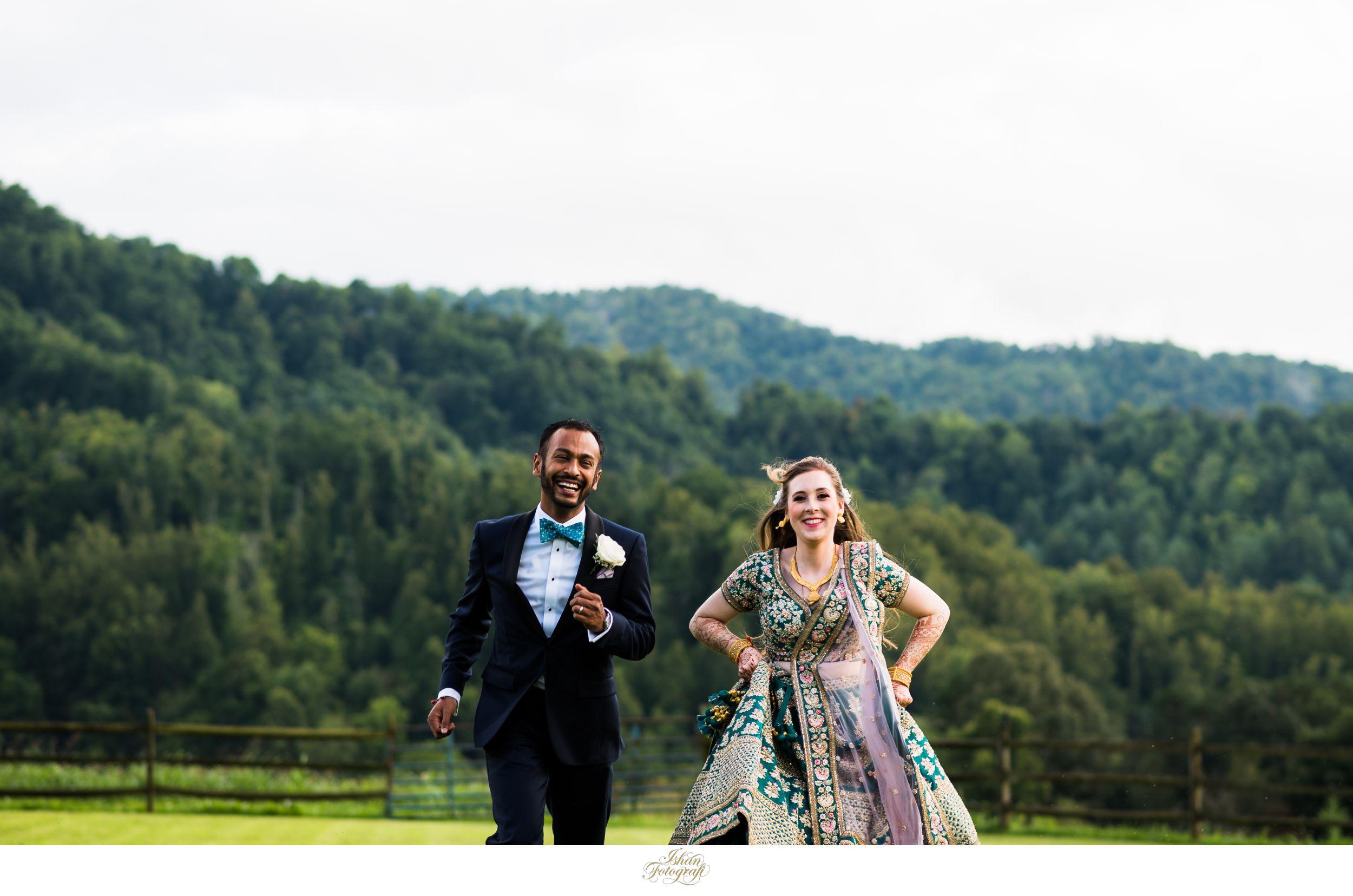bride-groom-wedding-claxton-farm-NC