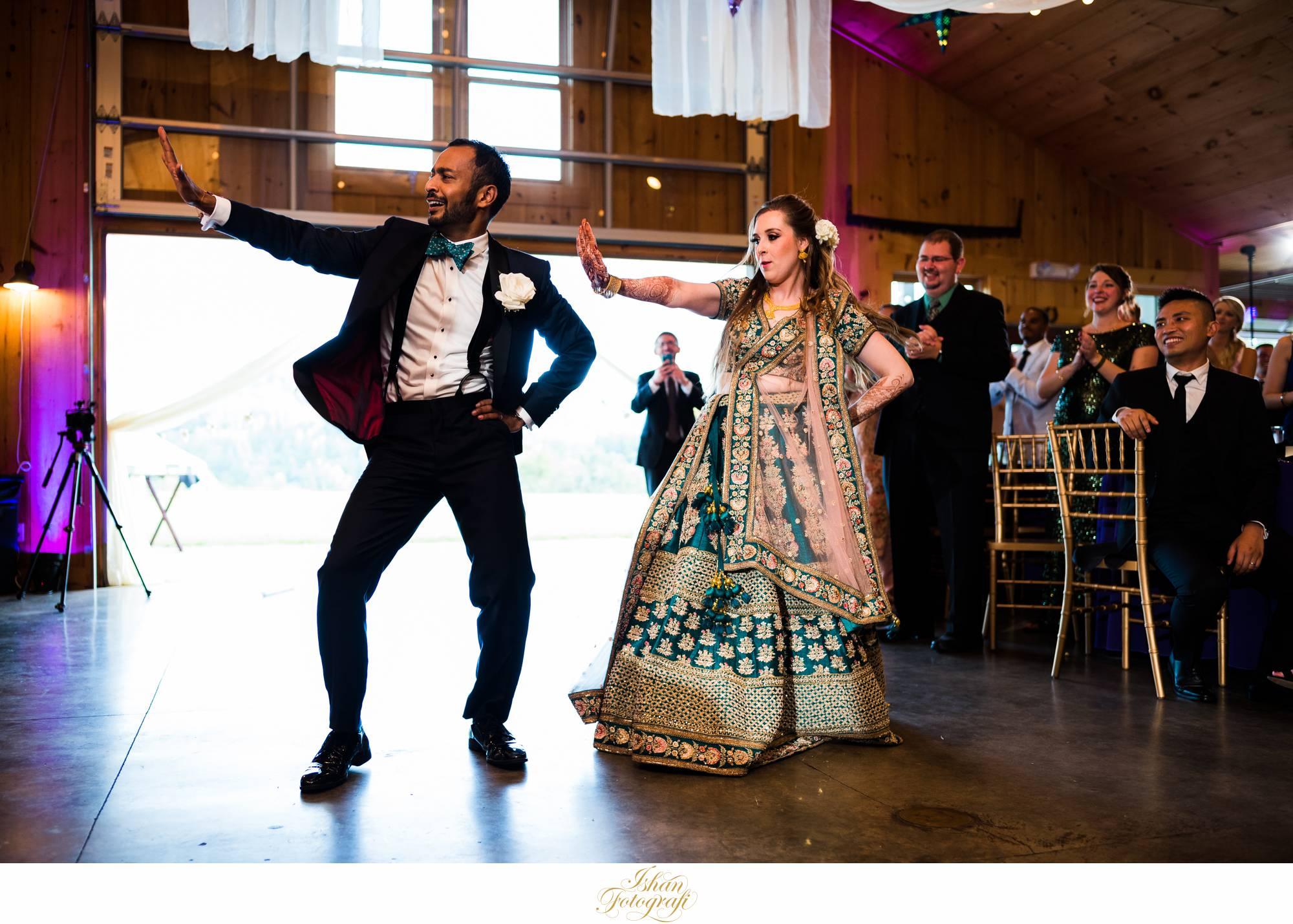first-dance-photos-claxton-farm-NC