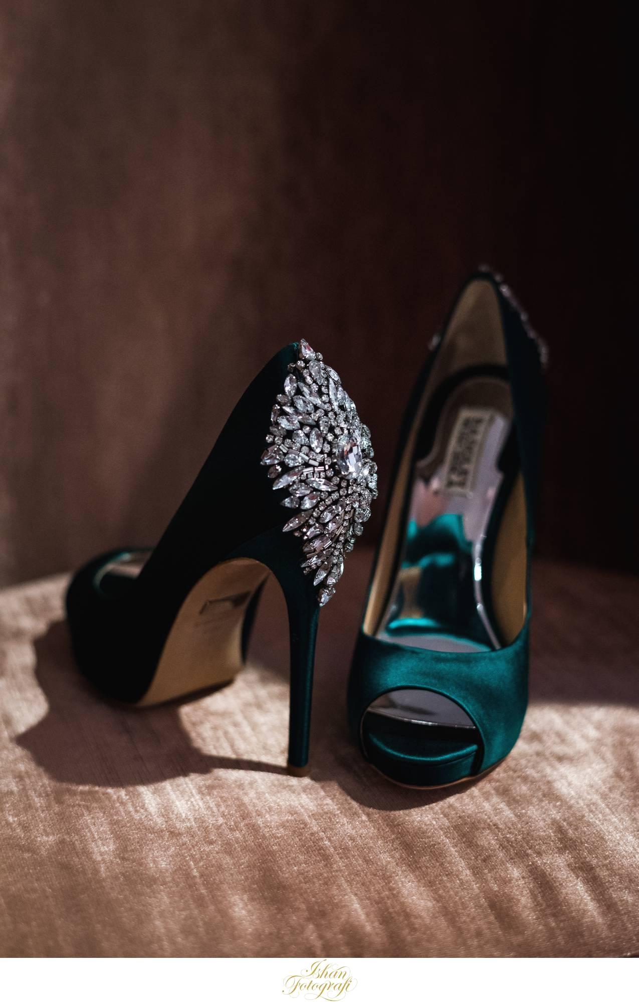 Badgley-Mischka-Bridal shoes
