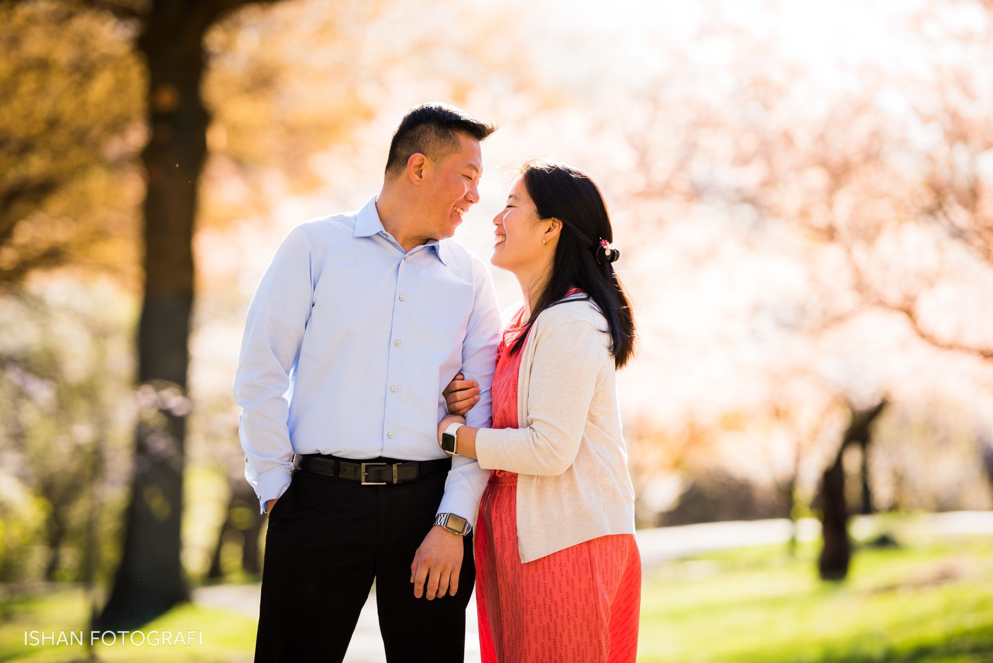 branch-brook-park-engagement-photography