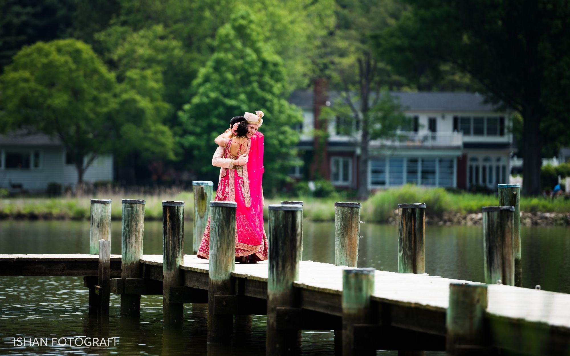 bride-groom-first-look-kent-manor-inn-MD