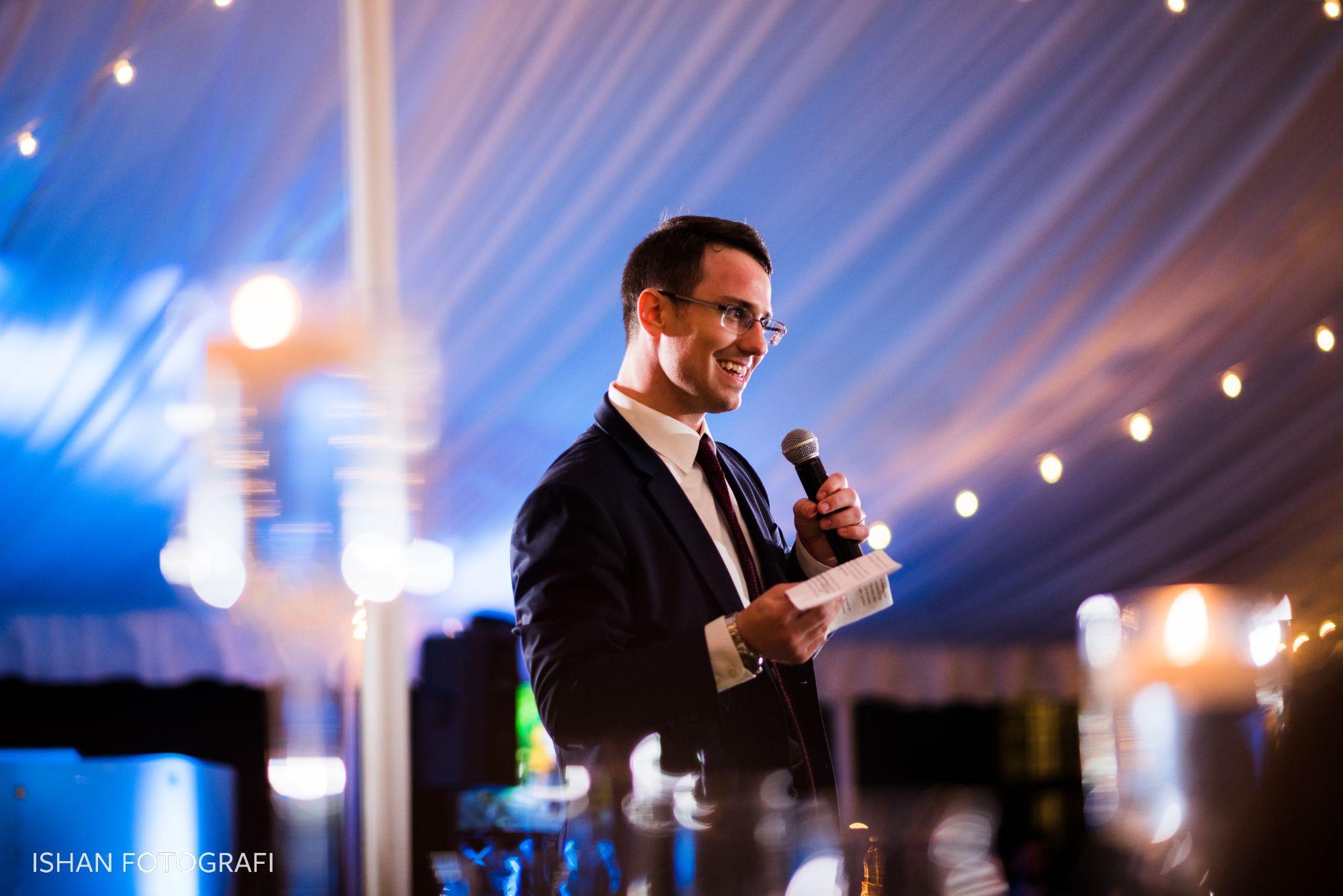 best-man-toast-wedding-reception-at-kent-manor-inn-MD