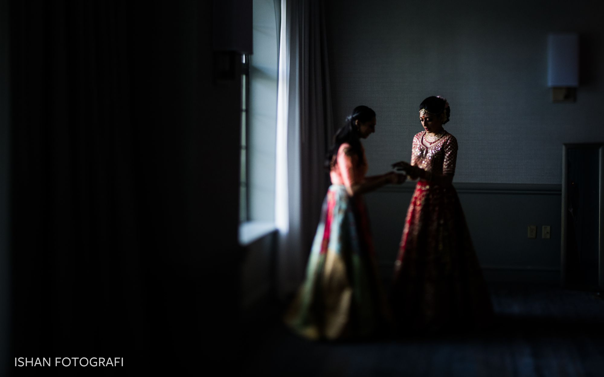 bride-getting-ready-sheraton-parsippany-NJ