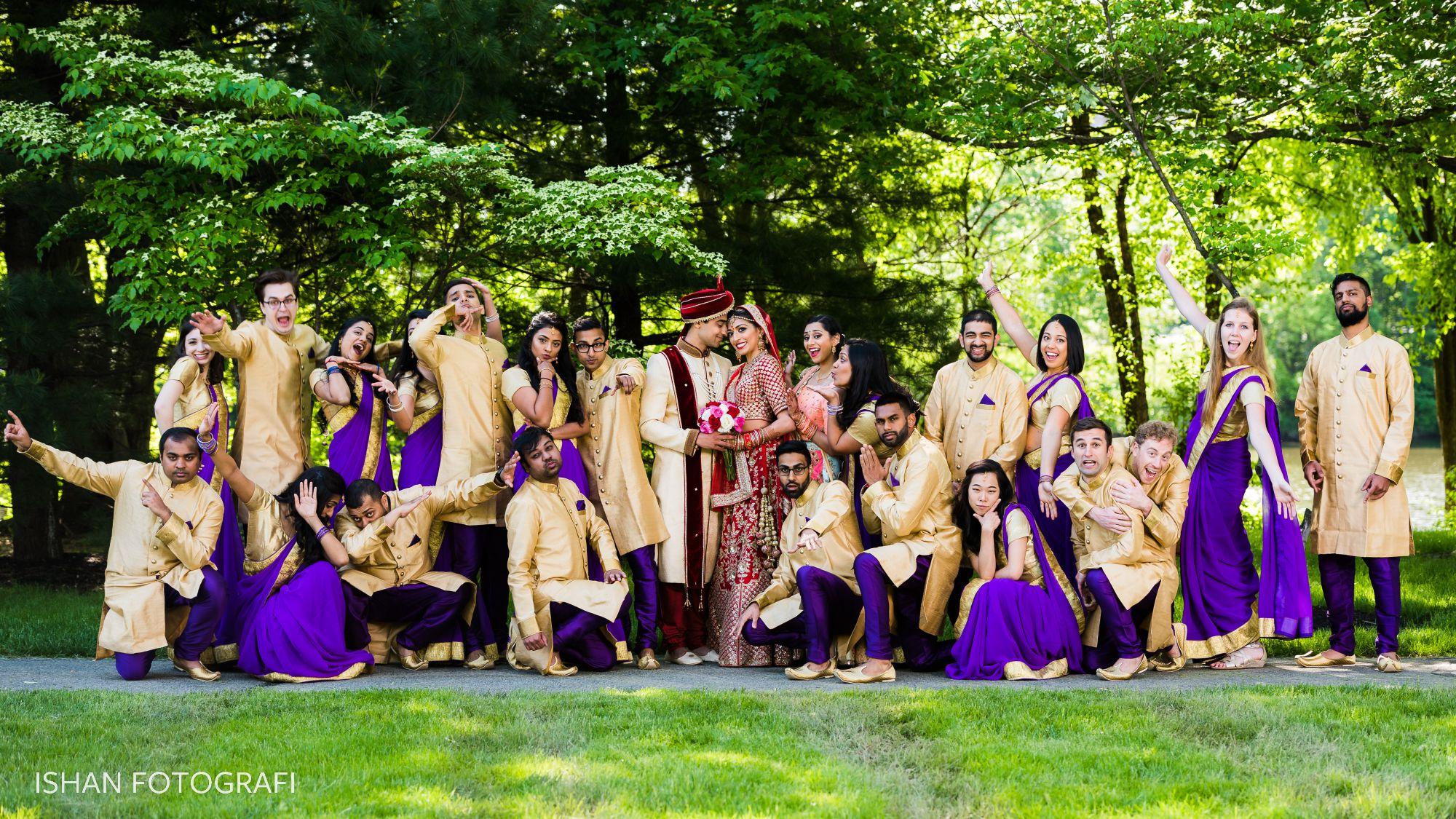 wedding-party-sheraton-parsippany-NJ