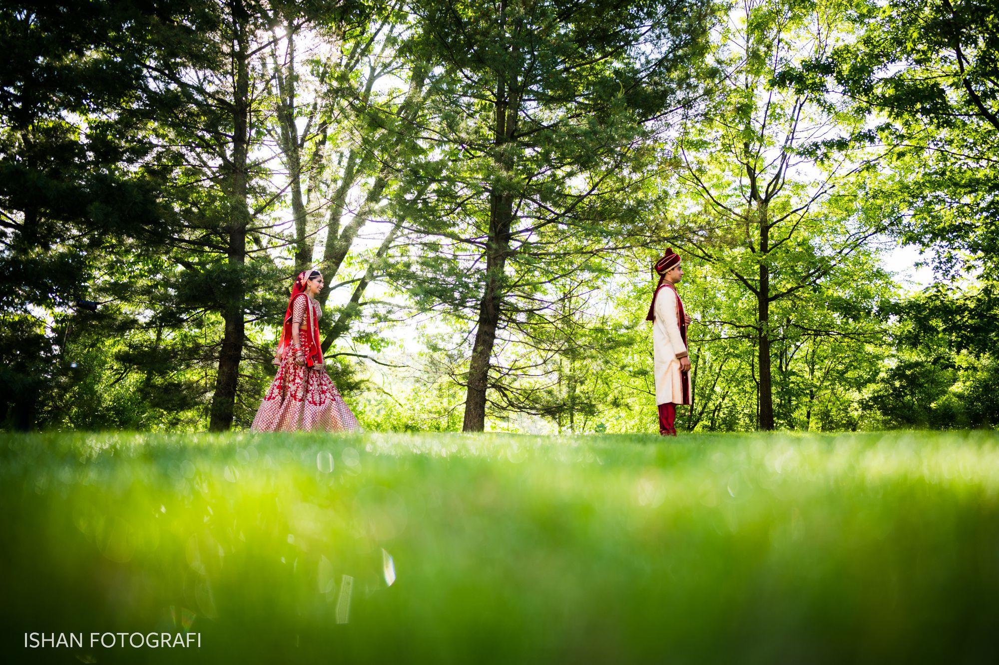 wedding-first-look-photos-at-sheraton-parsippany