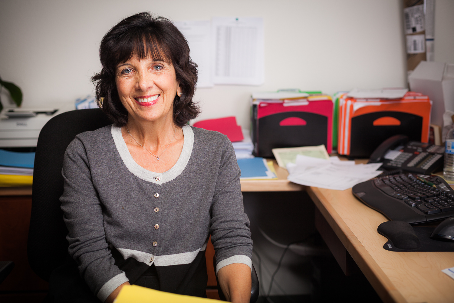 Zoya Van Every - Accounting and Contracts