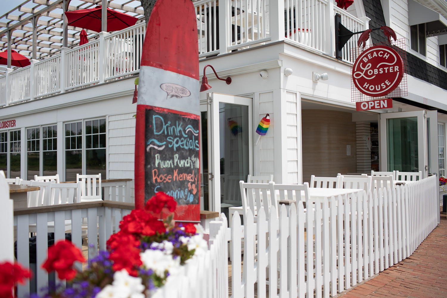 Ogunquit Beach Lobster House.
