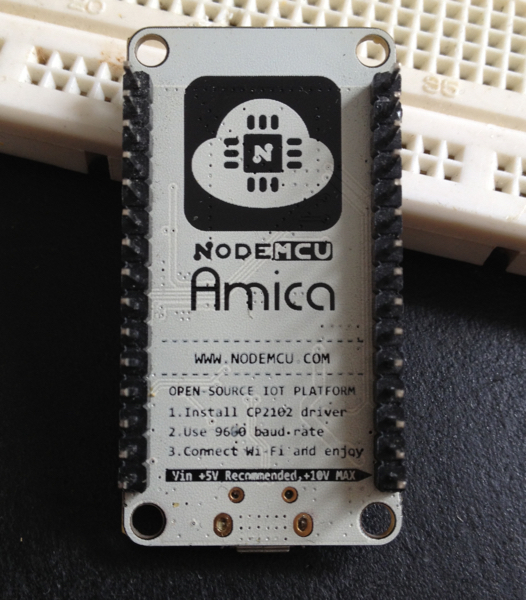 NodeMCU Open source IoT Platform