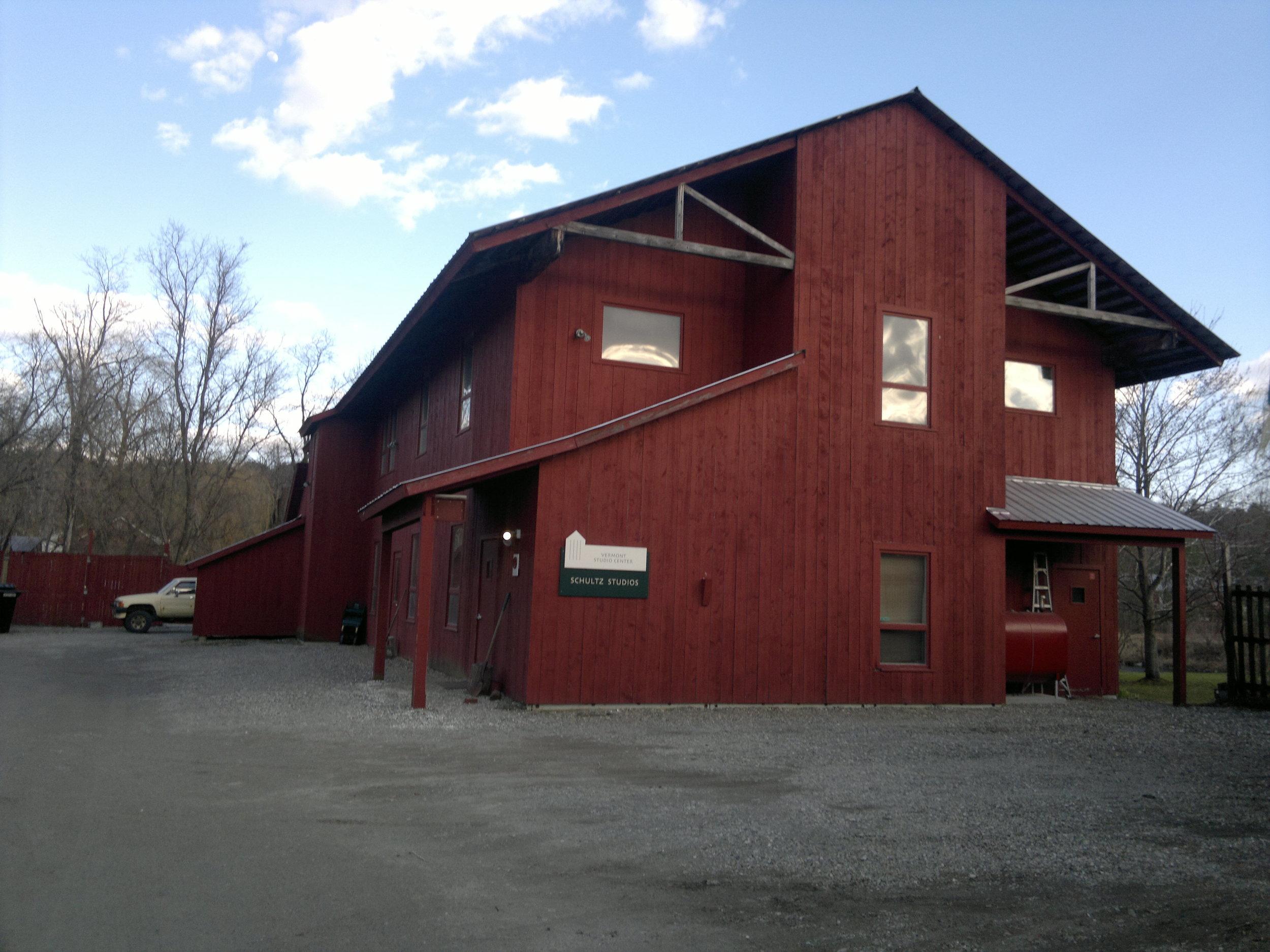 The Schultz sculpture studios