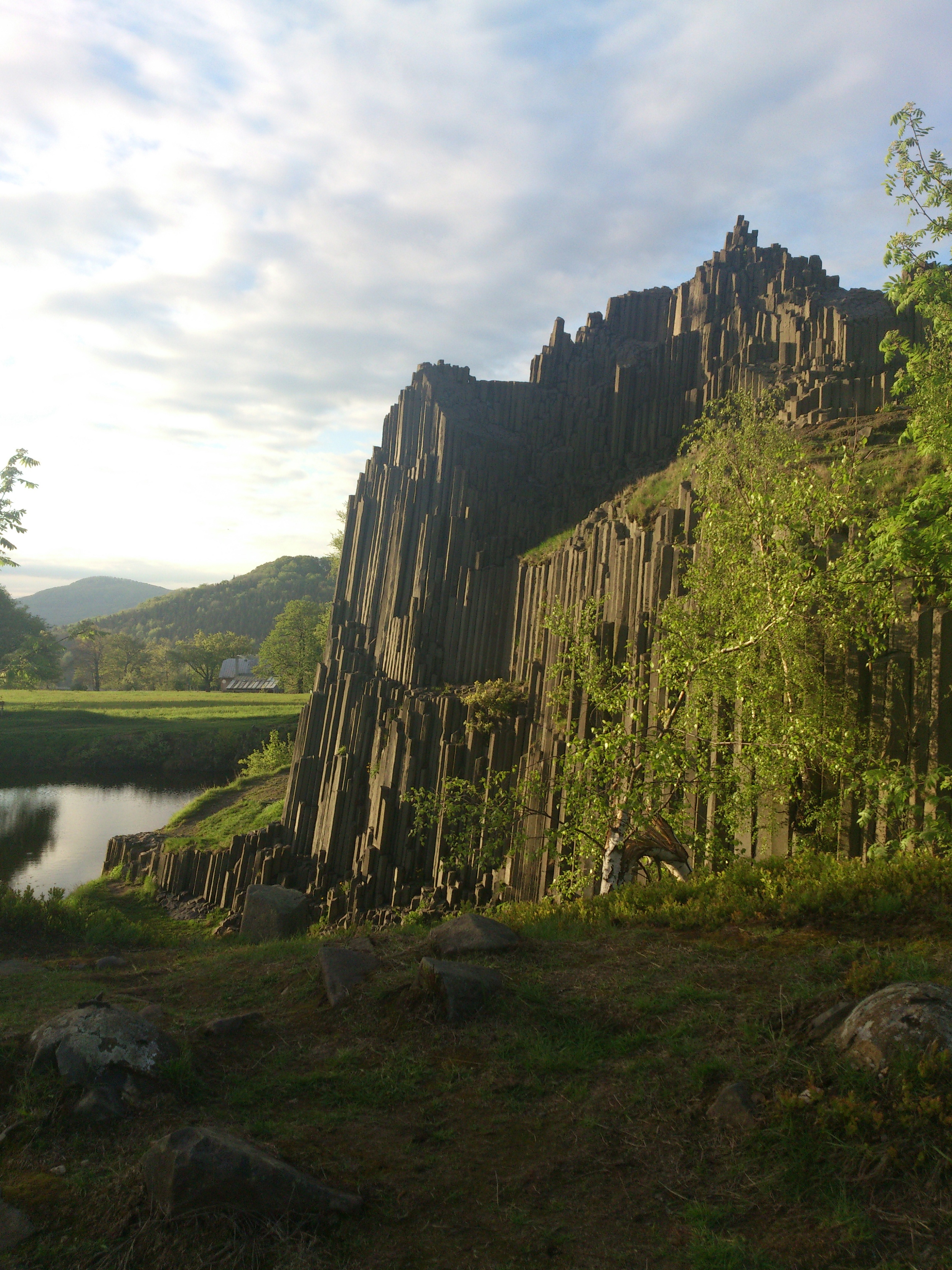 Manor Rock, a tourist attraction