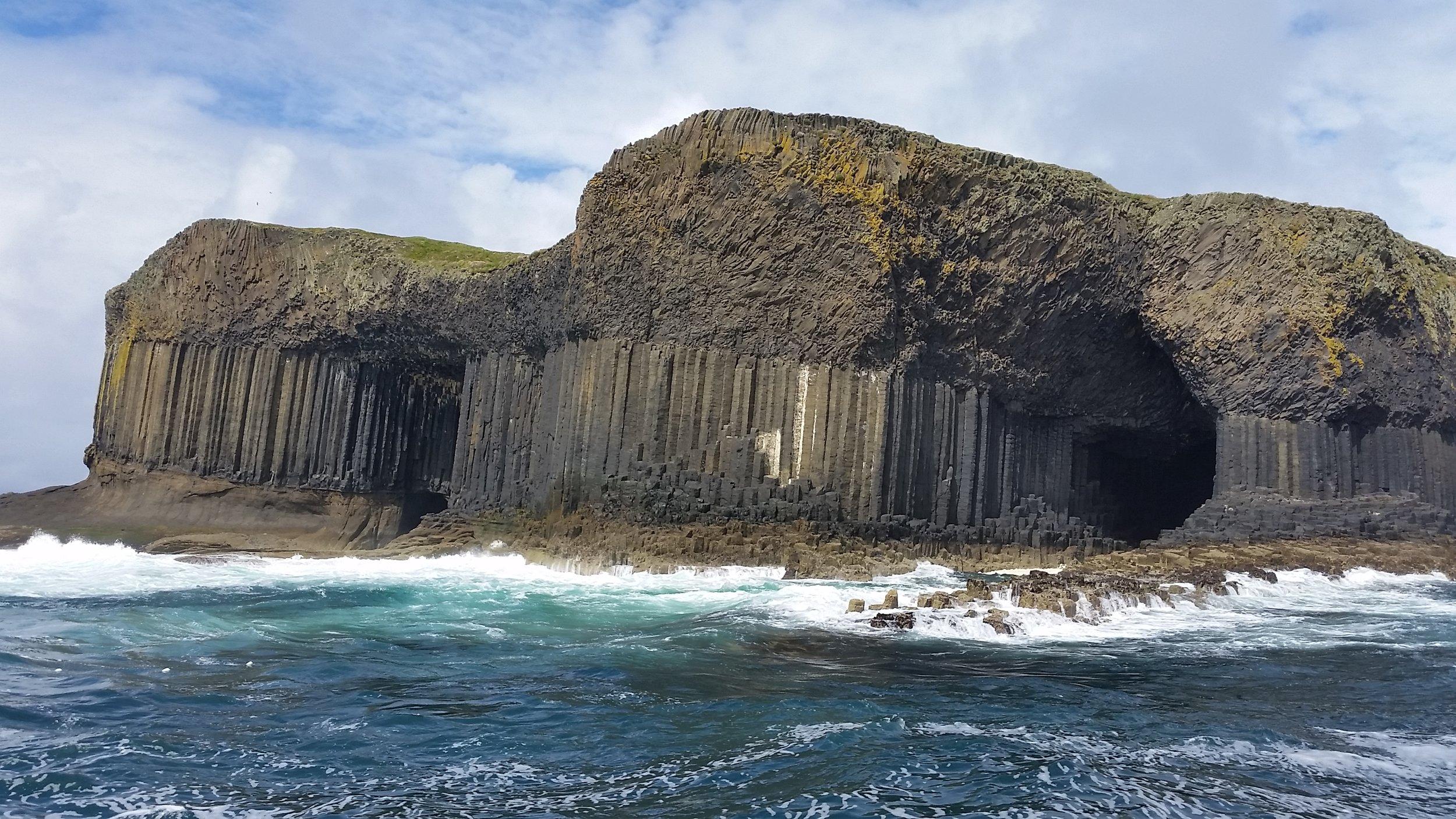 Fingal's Cave, Staffa Island
