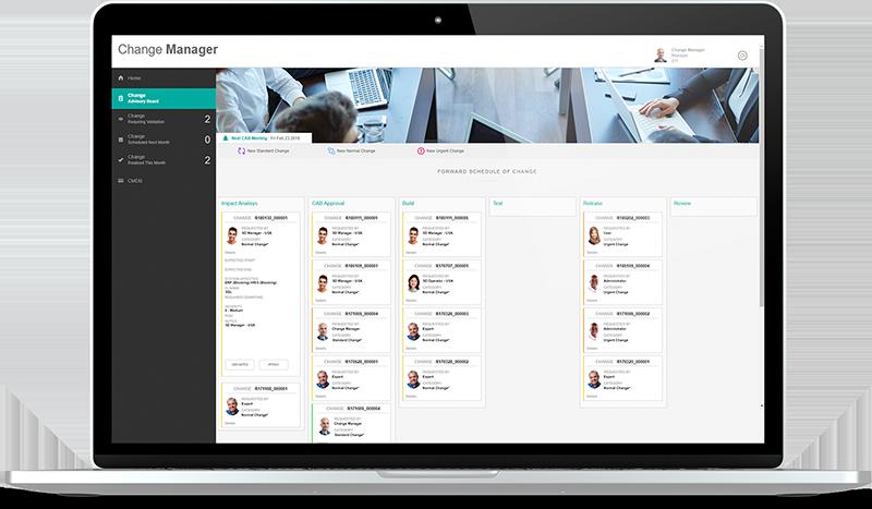 easyvista-change manager-app