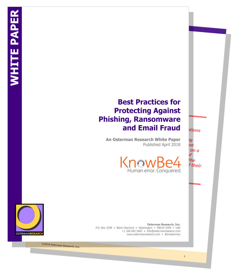 knowbe4-best-practice-fraud-protection