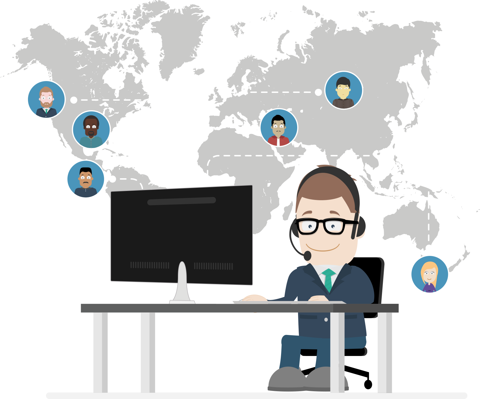 isl-online-remote access