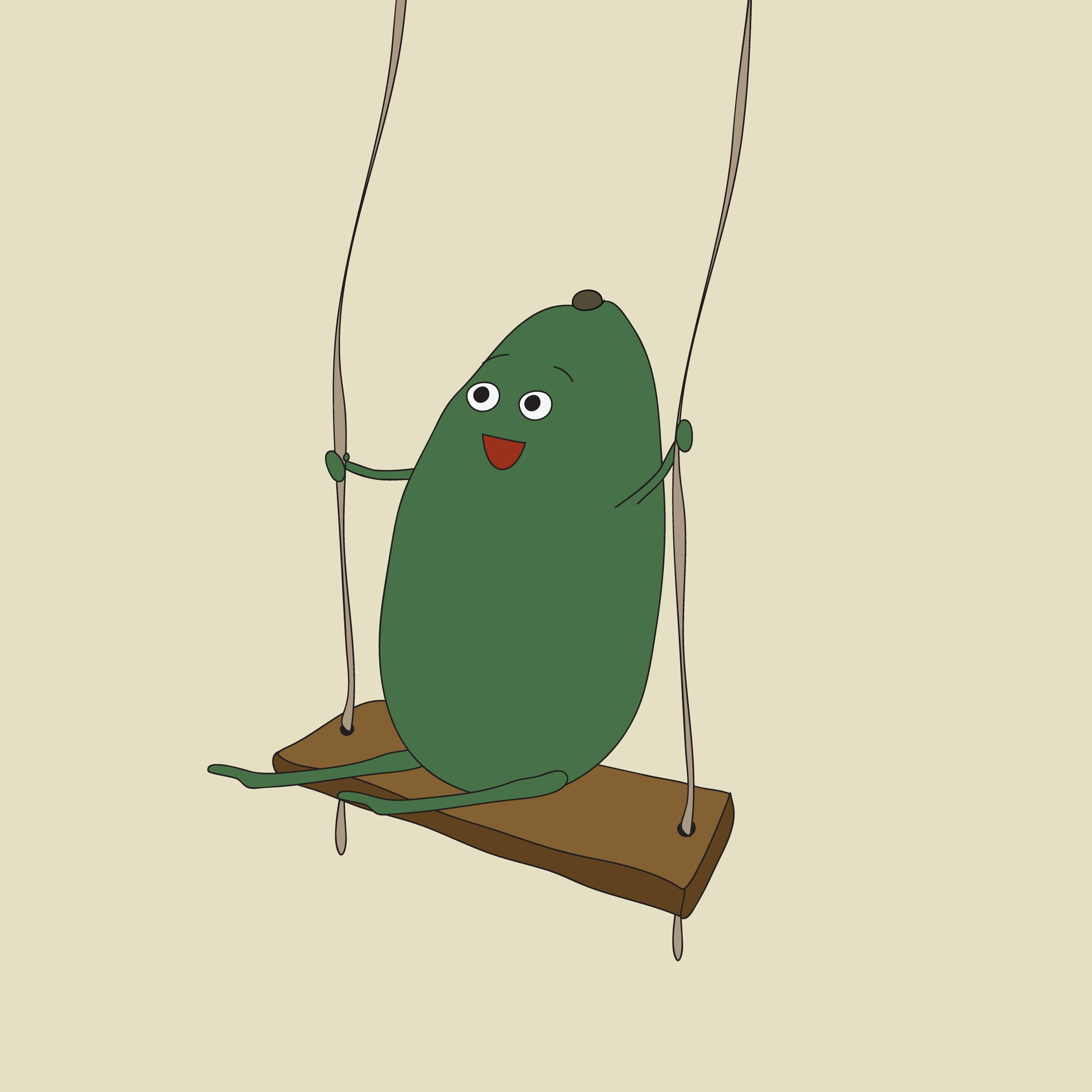 Avocados Swing Both Ways