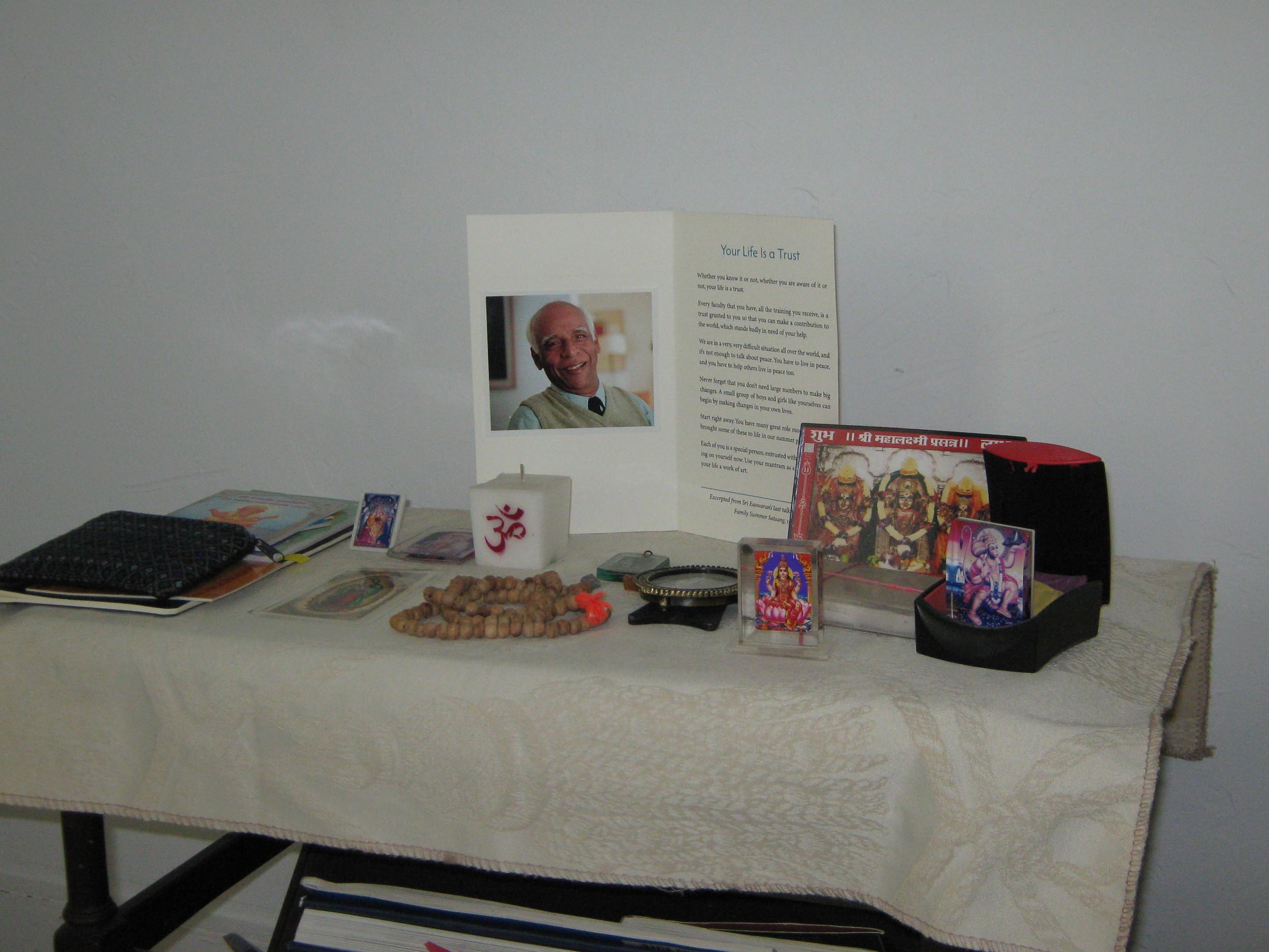 Abhijeet-altar.JPG