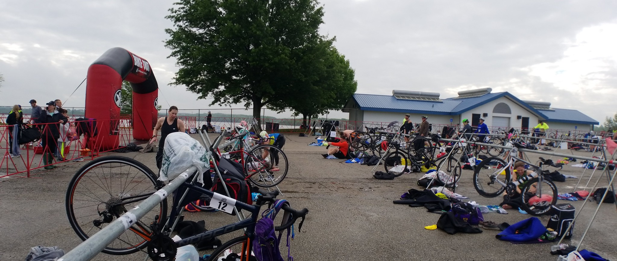 2019 Kansas City Triathlon