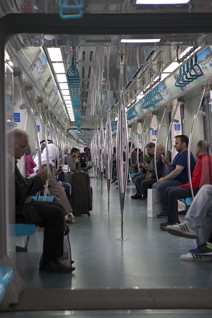 Marmaray train