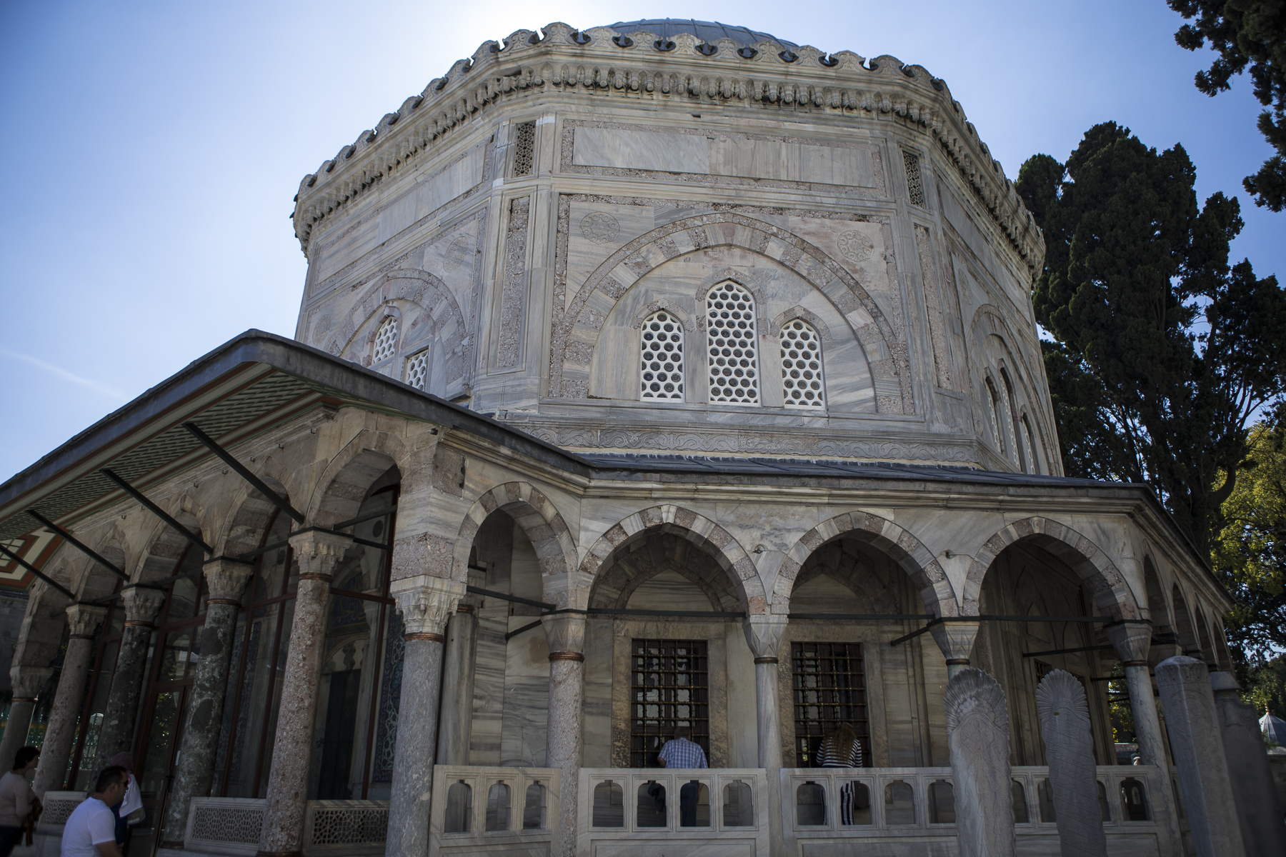 Istanbul Day Seven - Suleyman Mosque-6.jpg