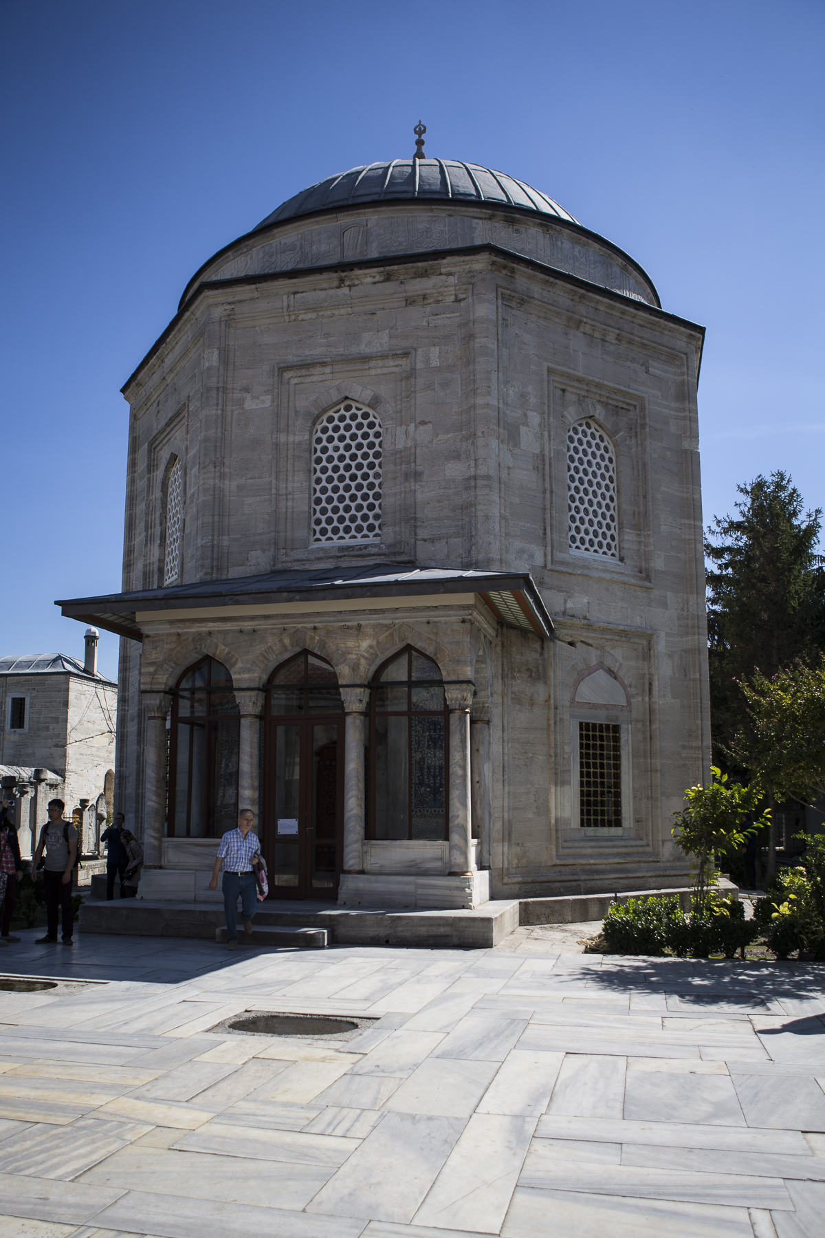 Istanbul Day Seven - Suleyman Mosque-11.jpg