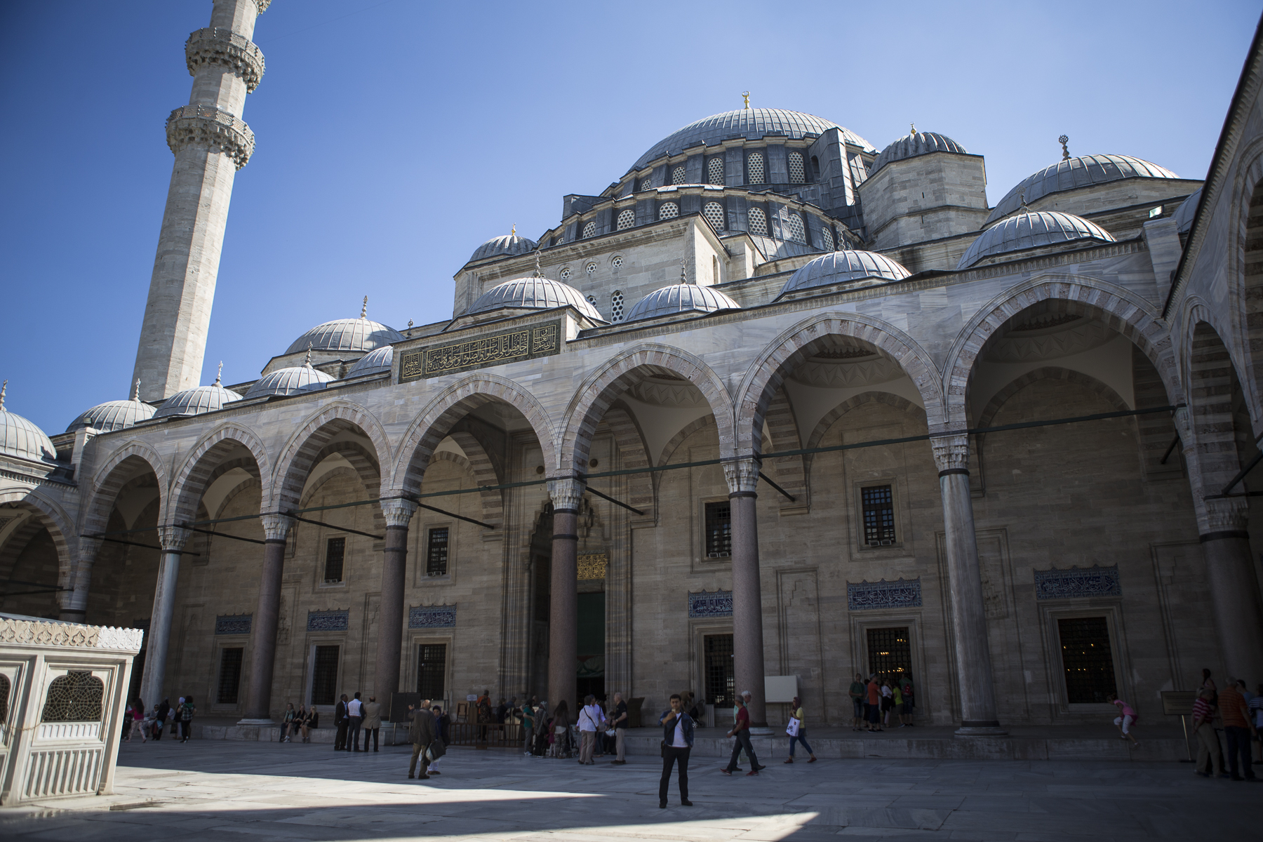 Istanbul Day Seven - Suleyman Mosque-15.jpg