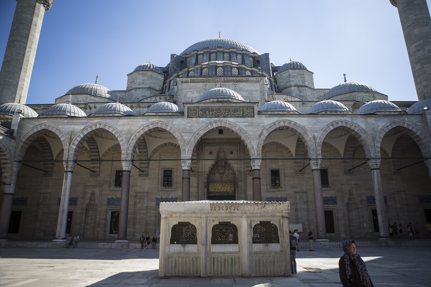 Istanbul Day Seven - Suleyman Mosque-16.jpg