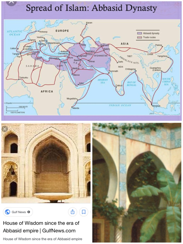 Spread of Abbasid Dynasty and Architecture