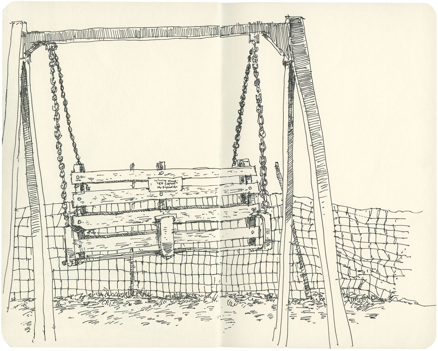 Sketchbook: Swing