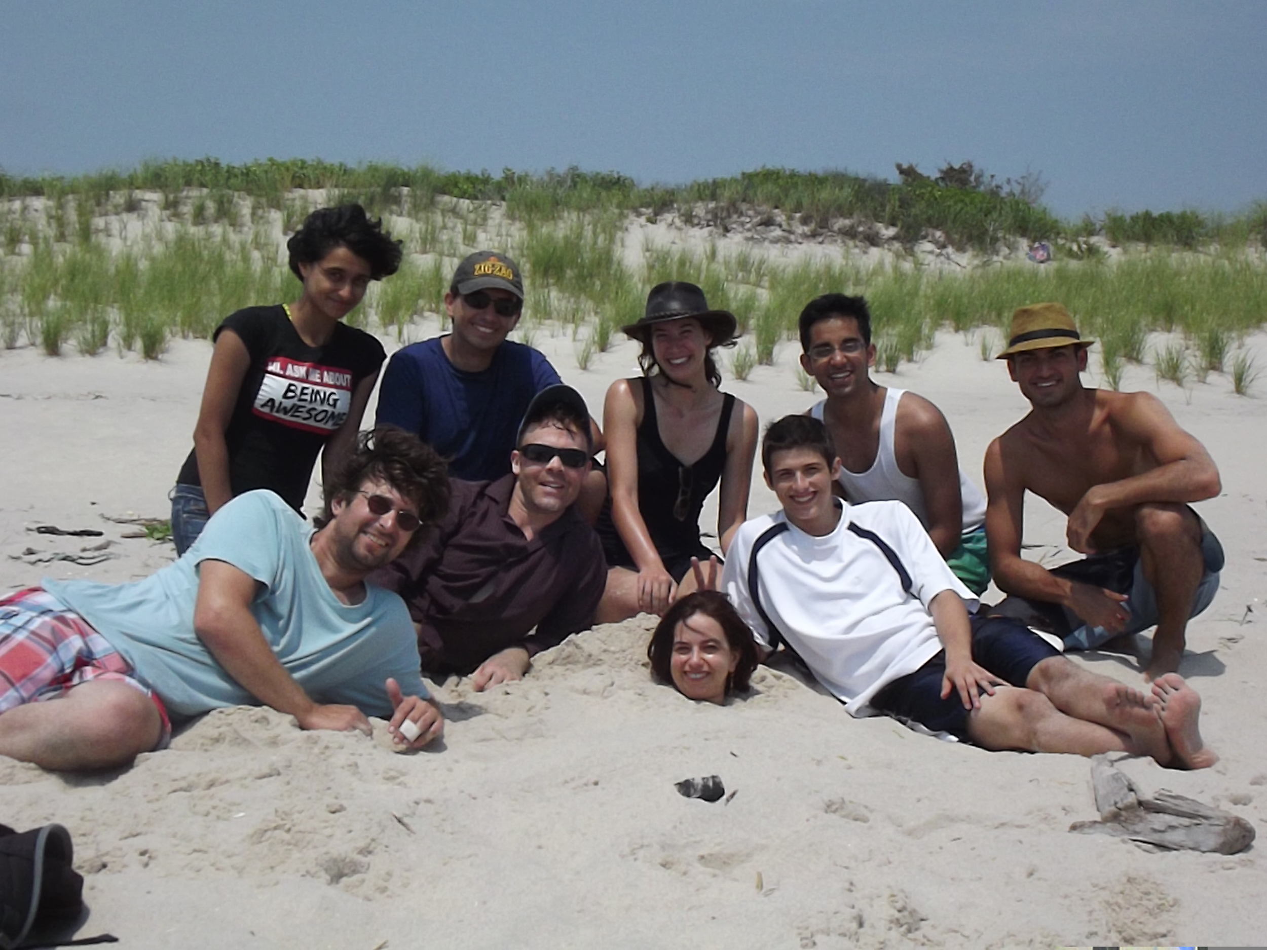 LCNeuro on Fire Island