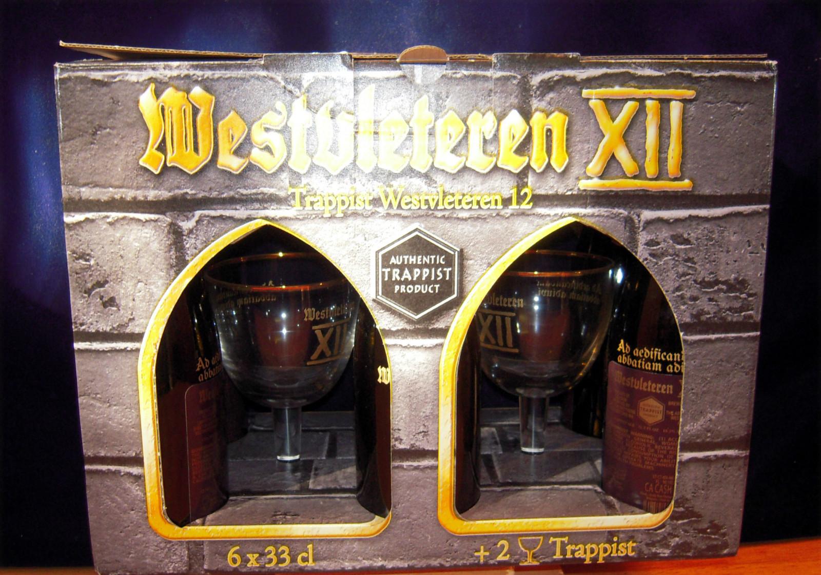"Westvleteren 12 ""Brick,"" Image Pulled from Ebay"