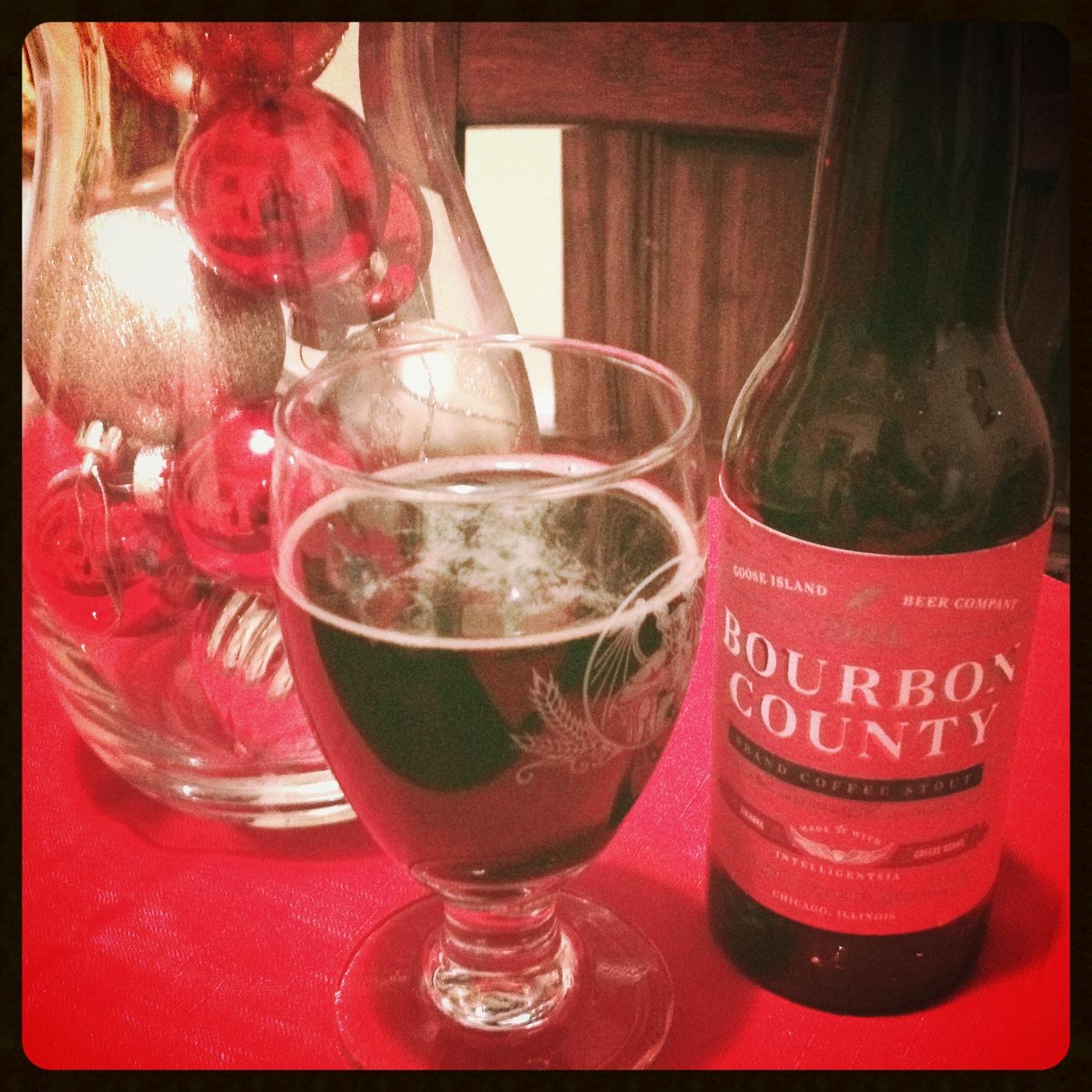 Bourbon County Brand Coffee Stout (2014 Vintage)