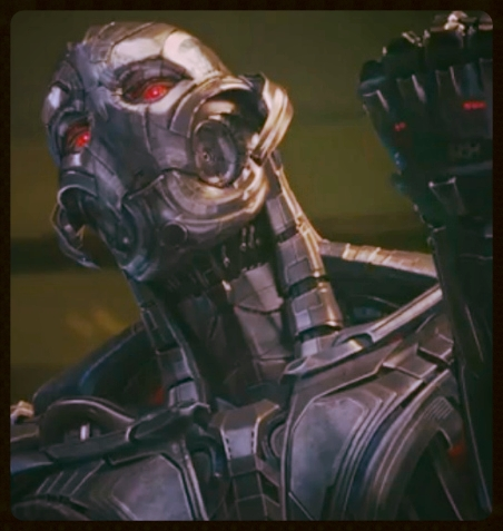 Ultron, voiced by James Spader