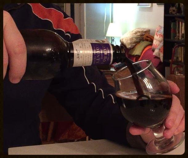 Regal Rye Pour 4.JPG