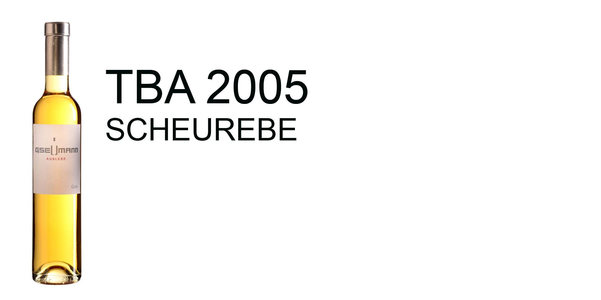Trockenbeerenauslese 2005