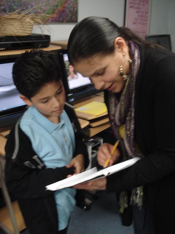 """Vanessa Martir's """"Writing as Reaction"""" workshop, Dorothy Bennett Mercy Center"""