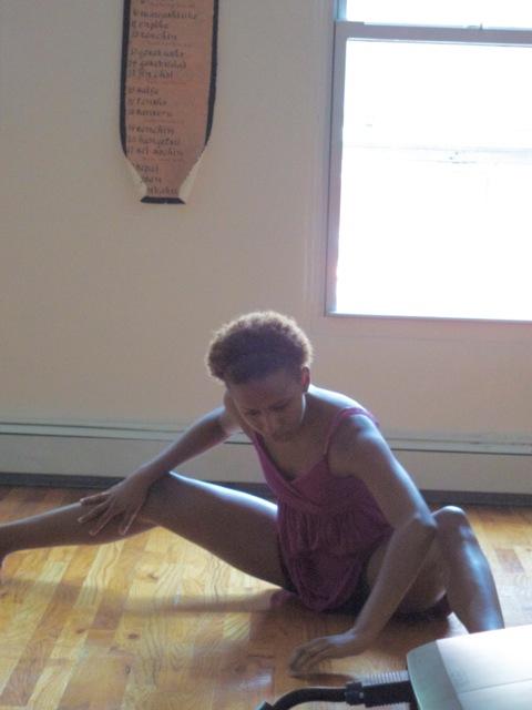 Choreography by Sydnie Mosley
