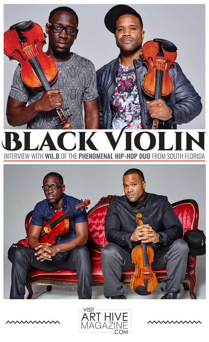 INTERVIEW | Black Violin — ART HIVE MEDIA GROUP