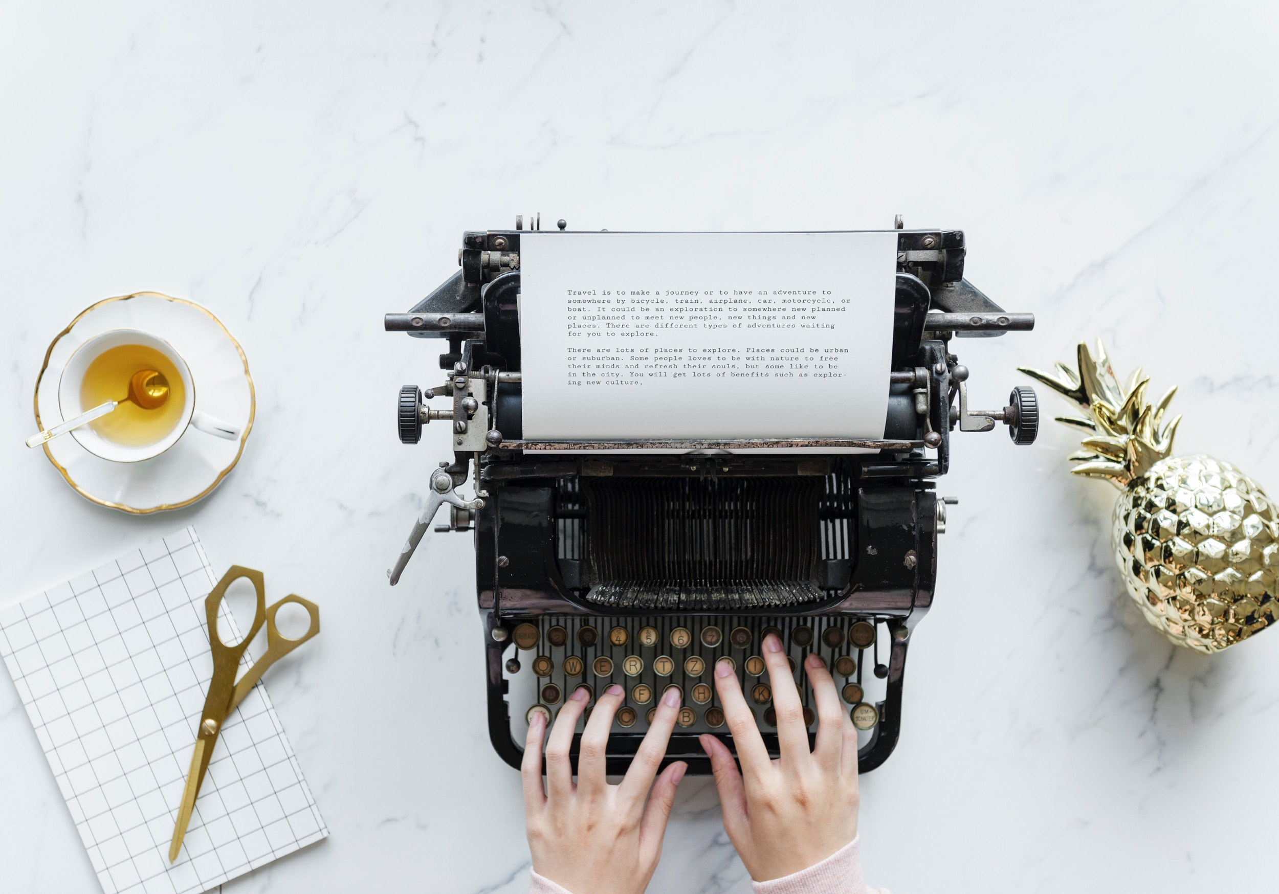 Ramp up your writing by going to a writer's conference in your area.