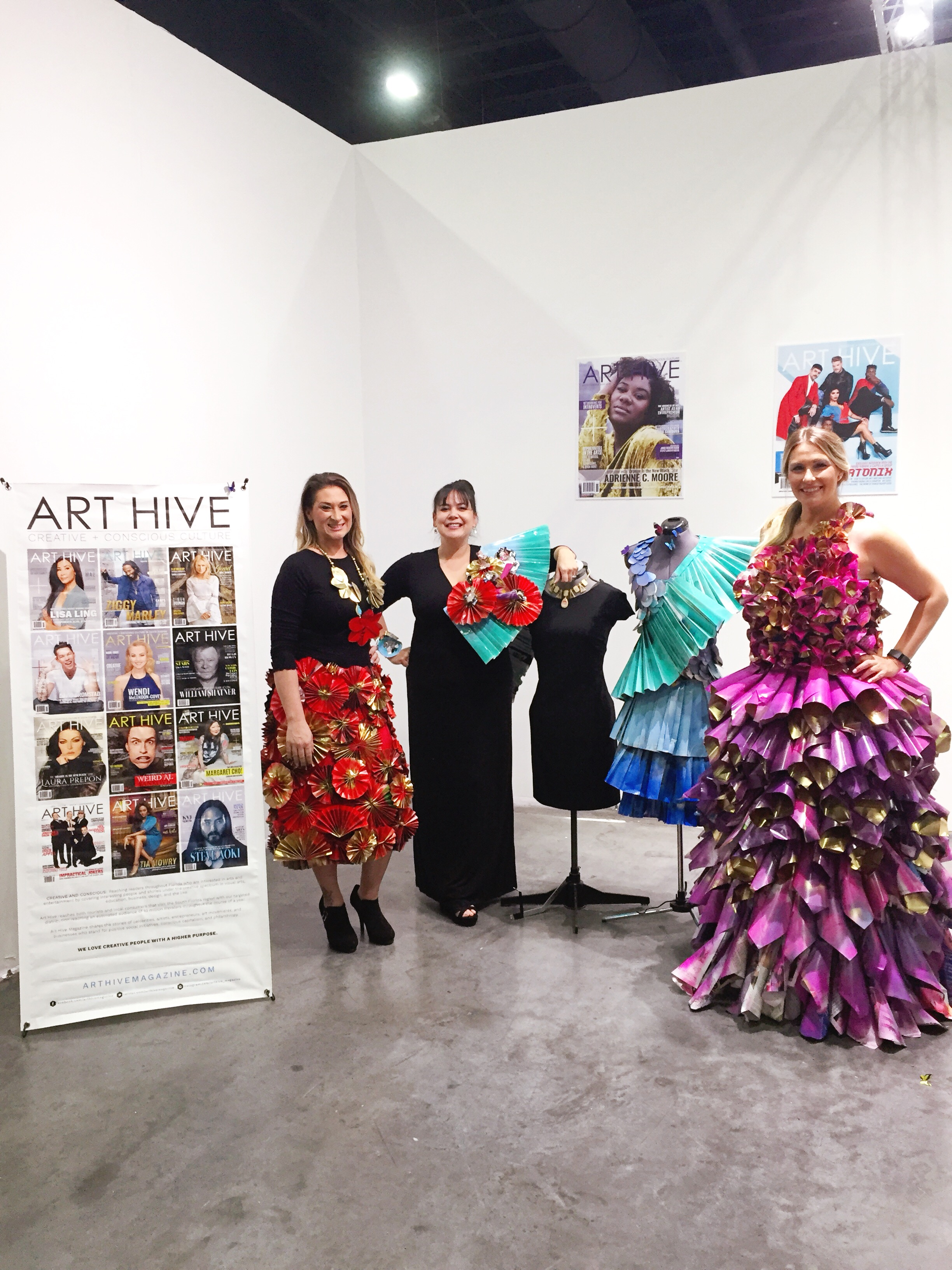 Art Hive Recycled Dress5.JPG