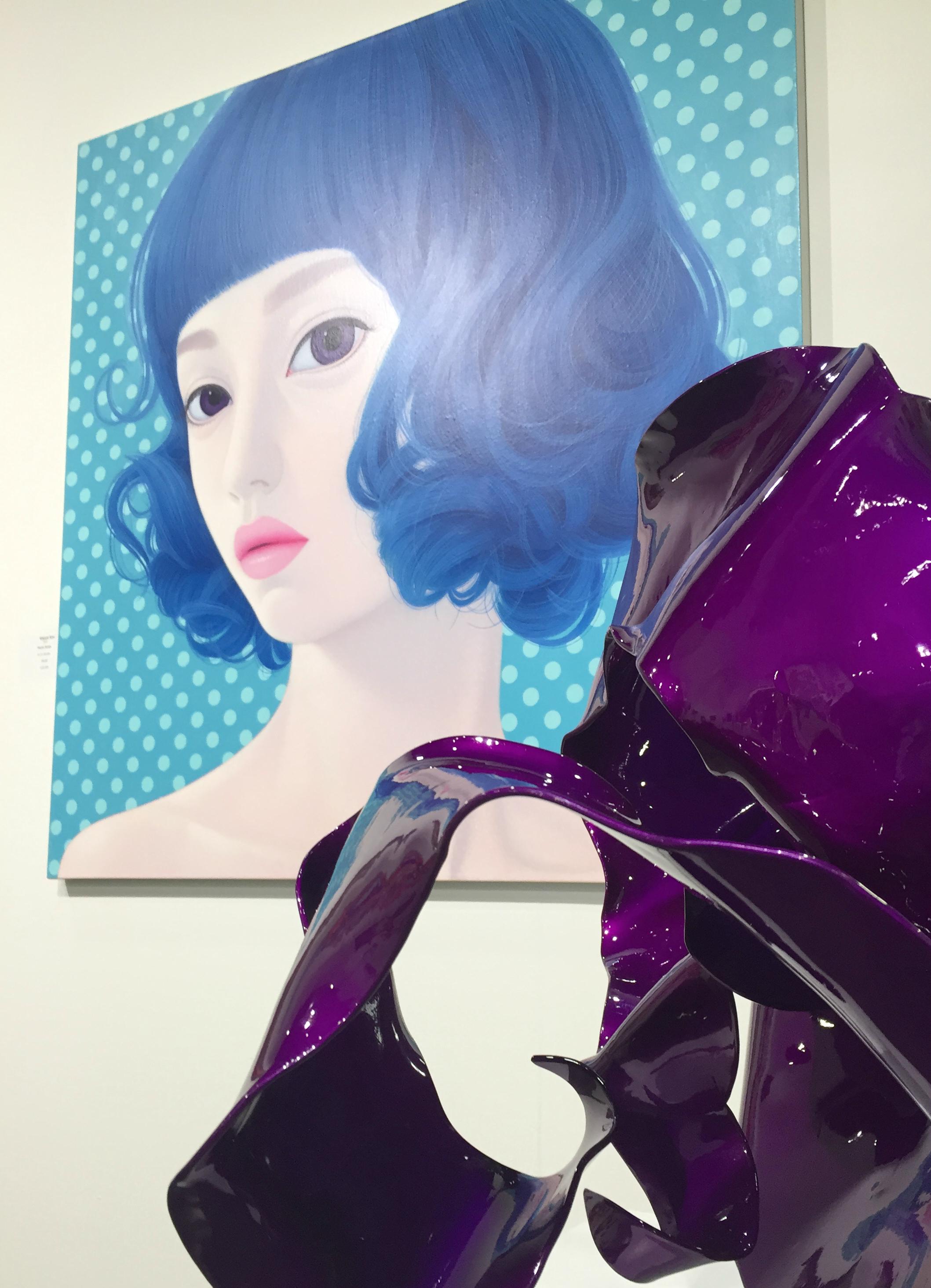 Kiseok Kim (http://www.kiseokkim.com/) and Luis Jimenez (http://galeriacasacuadrada.com/?galleries=luis-jimenez)
