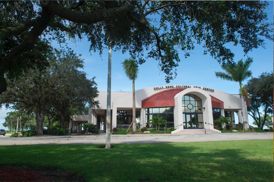 Dolly Hand Cultural Arts Center in Belle Glade