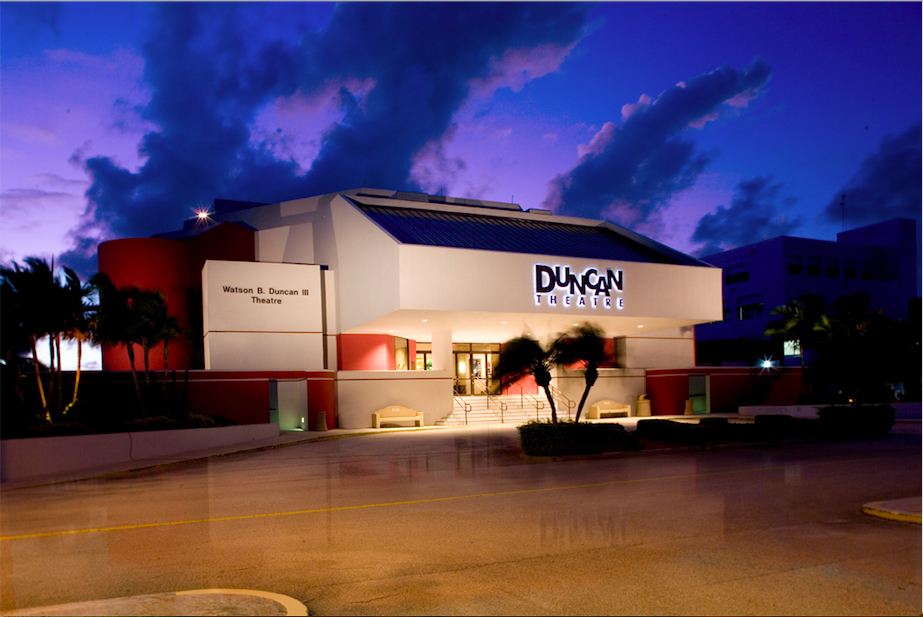 Duncan Theater on Lake Worth Campus