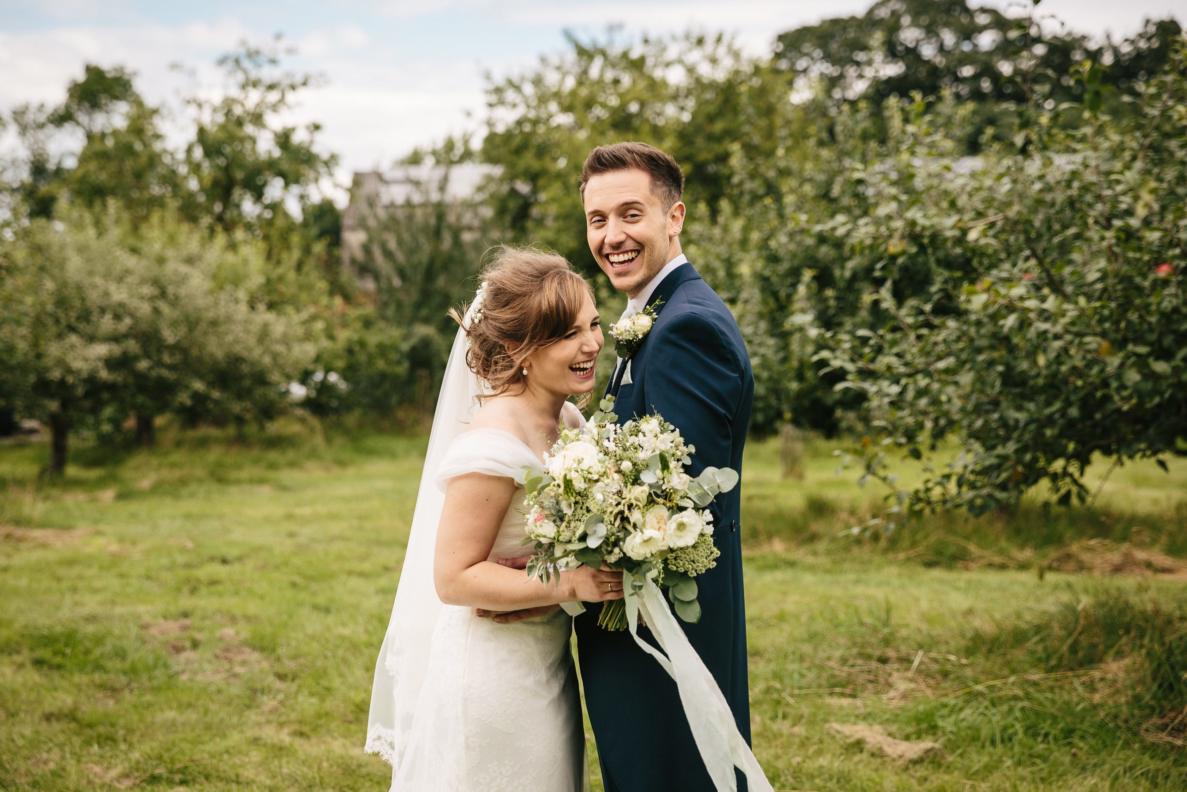 ALLY & JOE - Nottinghamshire Wedding
