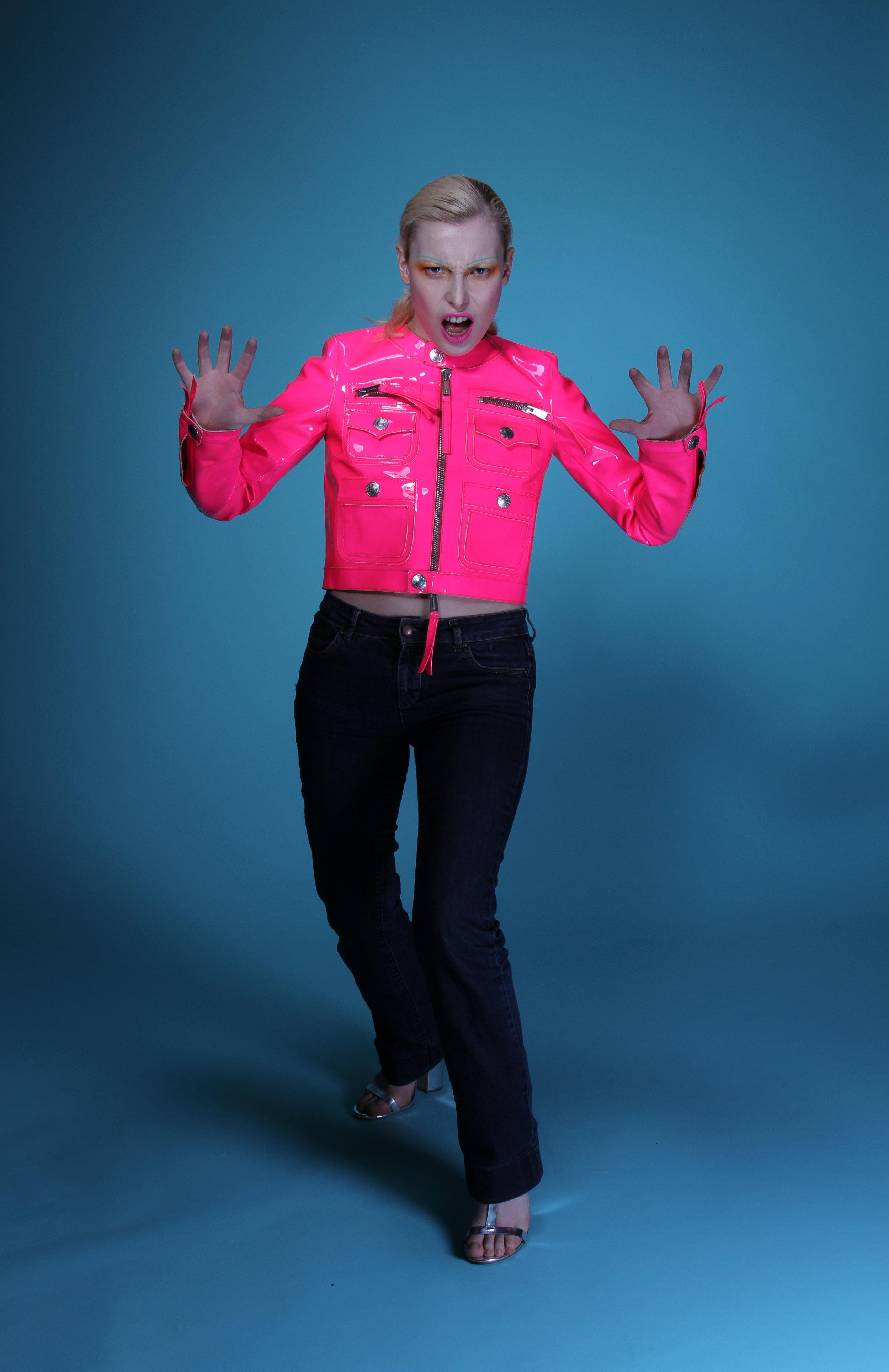 Model: Leo Pard
