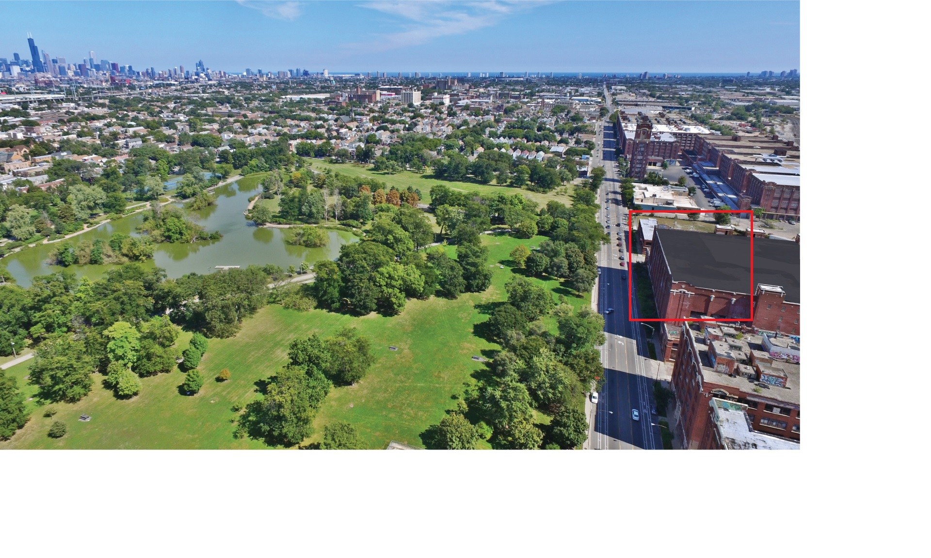 This project has recently been  featured in the  McKinley Park News     https://mckinleypark.news/news/389-development-poised-to-boom-on-pershing-road-in-mckinley-park